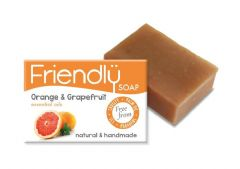 Orange & Grapefruit Soap Bar 95g